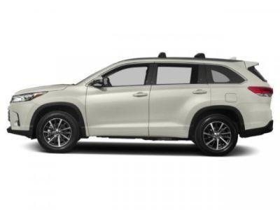 2019 Toyota Highlander XLE (Blizzard Pearl)