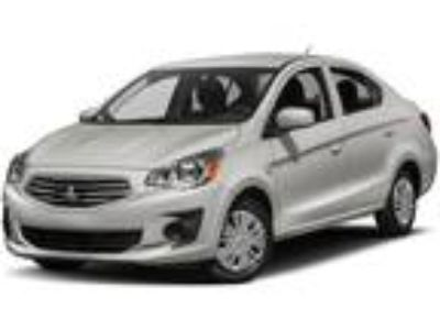 Used 2017 Mitsubishi Mirage G4 Mercury Gray, 43.6K miles