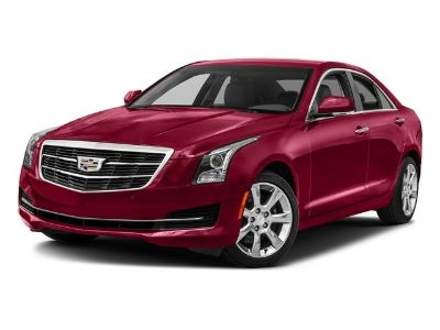 2017 Cadillac ATS 2.0T Luxury (Phantom Gray Metallic)