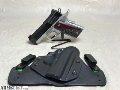 For Sale: Kimber Ultra Carry II 9mm W/Alienware Holster