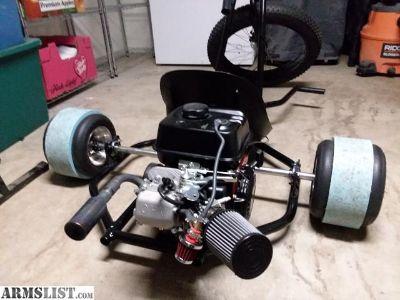 For Sale/Trade: Custom Drift Trike
