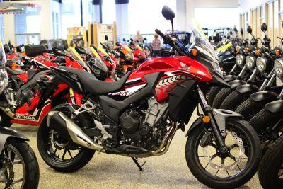 2017 Honda CB500X Dual Purpose Motorcycles Olive Branch, MS