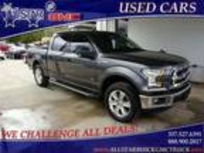 2016 Ford F-150, 9K miles