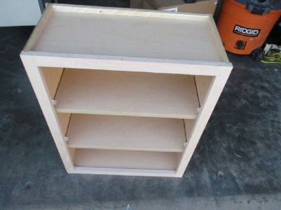 Lot of (3) Bookshelves w/Misc Accessories RTR#7093018-19
