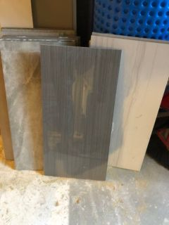 LARGE Tiles approx 11 3/4 x 23 5/8