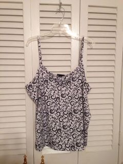 Lane Bryant tank. 22/24. Pick up at McCalla Target Thursday s from 5:15-6.