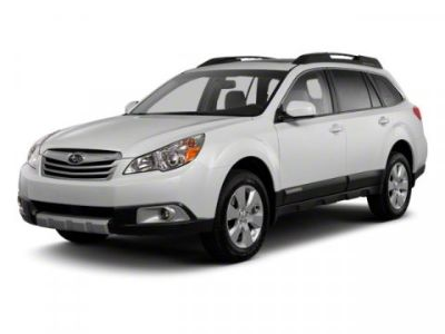 2010 Subaru Outback 2.5i Limited (Crystal Black Silica)