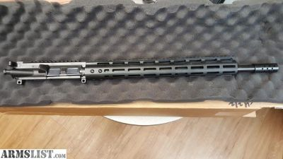 "For Sale: GLFA UPPER 450 BUSHMASTER 18"" NIB"