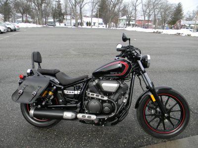 2015 Yamaha Bolt R-Spec Cruiser Motorcycles Springfield, MA