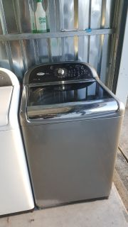 WHIRLPOOL Cabrio washer (free delivery)credit card accepted