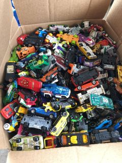 Hot Wheels & Matchbox Cars - 100 s available.