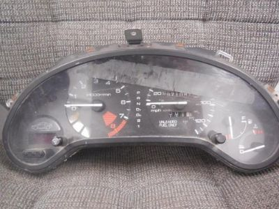 Buy HONDA DEL SOL Speedometer head only, VTEC (DOHC VTEC) 94-97 motorcycle in Mesa, Arizona, United States, for US $30.00
