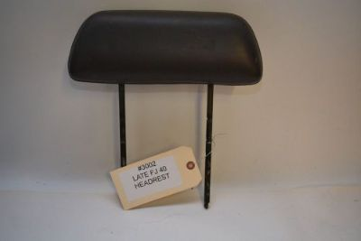 Sell Land Cruiser Late FJ 40 Headrest #3002 motorcycle in Atlanta, Georgia, United States, for US $65.00