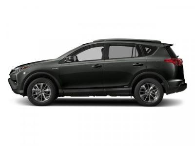 2018 Toyota RAV4 Hybrid LE (Black Sand Pearl)