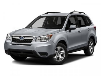 2016 Subaru Forester 2.5i Premium (Dark Gray Metallic)