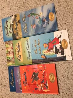 Disney storybook favorites collection-10 total books