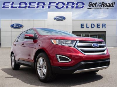 2016 Ford Edge (Ruby Red Metallic Tinted Clearcoat)