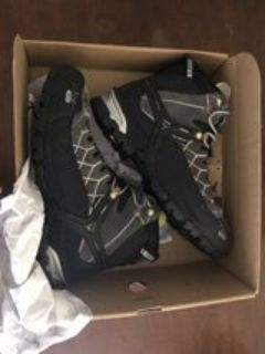 Brand New - SALEWA Hiking Boots (sz Men 10.5)