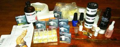 Opi Profressional Student Acrylic Nail beauty kit