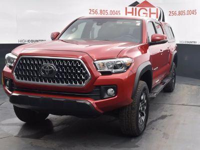 2018 Toyota Tacoma TRD Off Road (Barcelona Red Metallic)