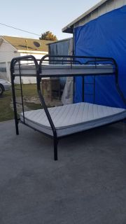Bunkbeds with mattresses for sale