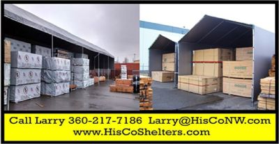 All Weather-Shield Shelter Cover Portable Commercial Carport