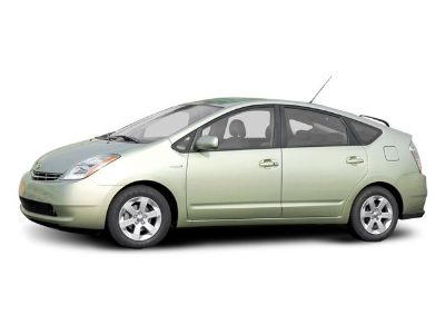 2008 Toyota Prius Base (Driftwood Pearl)