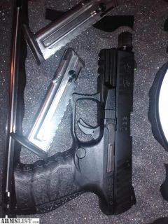 For Sale: Walther PPQ Tactical 4.3 .22