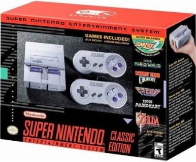 Snes *new in box*