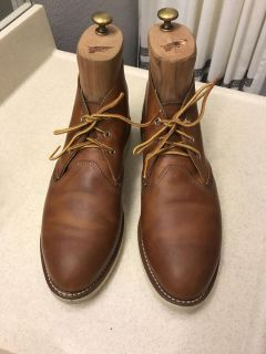 Red Wing Heritage 3140 Chukkas 11D Oro-iginal