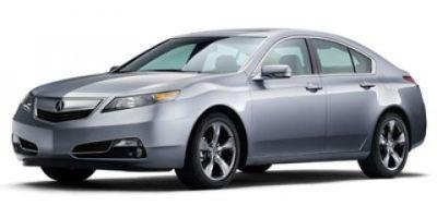2013 Acura TL SH-AWD w/Tech (Silver)