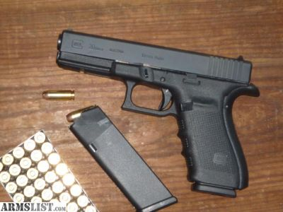 For Sale: Glock 20 Gen 4 10mm