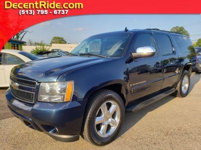 2009 Chevrolet Suburban LT 1500 (Dark Blue Metallic)