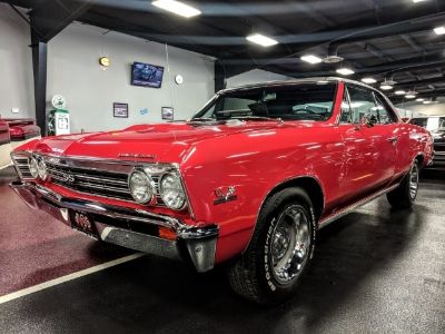 1967 Chevrolet Chevelle SS (Red)