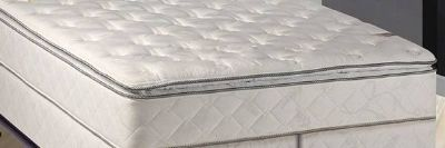Spinal Solution 10-inch Medium Mattress Queen Size - New!