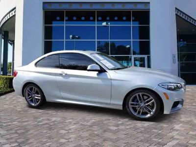 Used 2017 BMW 2 Series Coupe