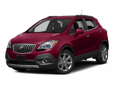 2015 Buick Encore Convenience (Carbon Black Metallic)
