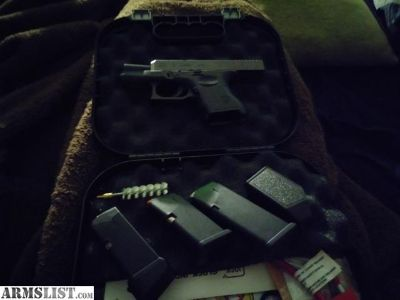 For Sale/Trade: Glock 26 gen 3 never fired