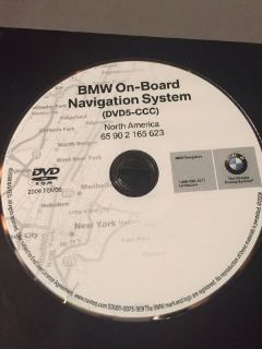 Purchase BMW NAVIGATION NAV DVD ROM OEM 65902165623 S0001-0075-909 2009.1 DVD 5 motorcycle in San Jose, California, United States, for US $29.99