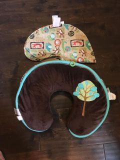 Boppy Pillow with 2 Covers