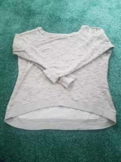 """Silver""""ish"""" size small great condition"""