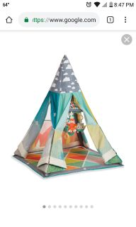 ISO baby play mat/teepee girl or gender neutral
