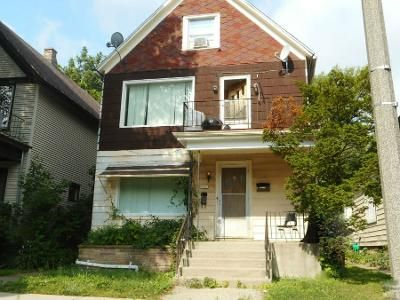 4 Bed 2 Bath Foreclosure Property in Milwaukee, WI 53212 - N Weil St