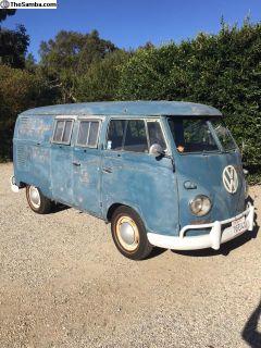 1961 VW Splitscreen