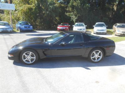2003 Chevrolet Corvette Base (Black)
