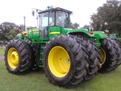2010 John Deere 9530 fpr sale in Emery, SD
