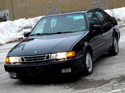 1997 Saab 9000 CS Turbo (Green)