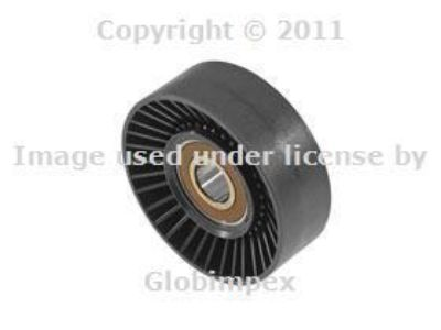 Purchase BMW E39 E53 540i Pulley for water Pump/Alternator belt OEM + 1 year Warranty motorcycle in Glendale, California, US, for US $42.70