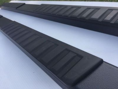 Find 09-16 Dodge Ram Quad Cab 4'' Square Running Board Side Steps Nerf Bar (BLACK) motorcycle in Monterey Park, California, United States, for US $122.99