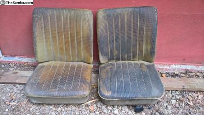 Front Seats, 68-72